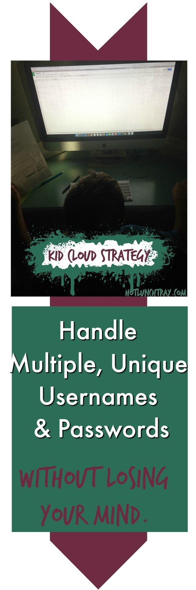 Kid Cloud Strategy PINTEREST