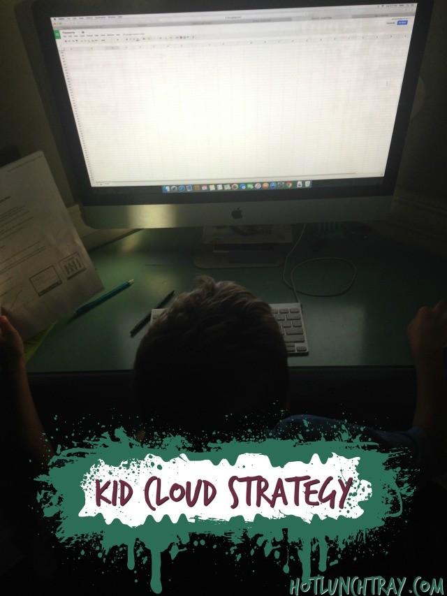 Kid Cloud Strategy
