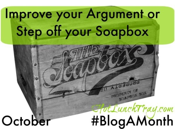 improve your argument soapbox