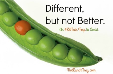 different-but-not-better