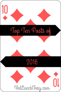 2016 Top Ten Posts