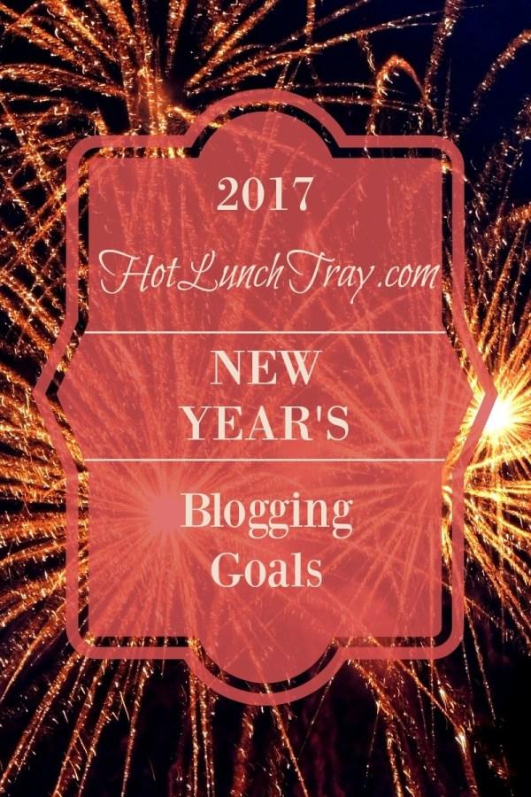 2017 Blogging Goals