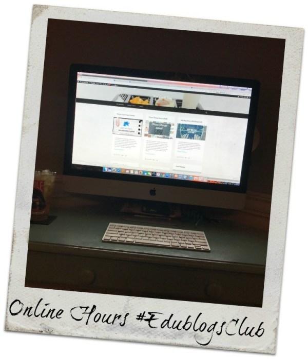 Online Hours edublogsClub