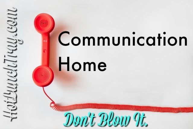Communication Home