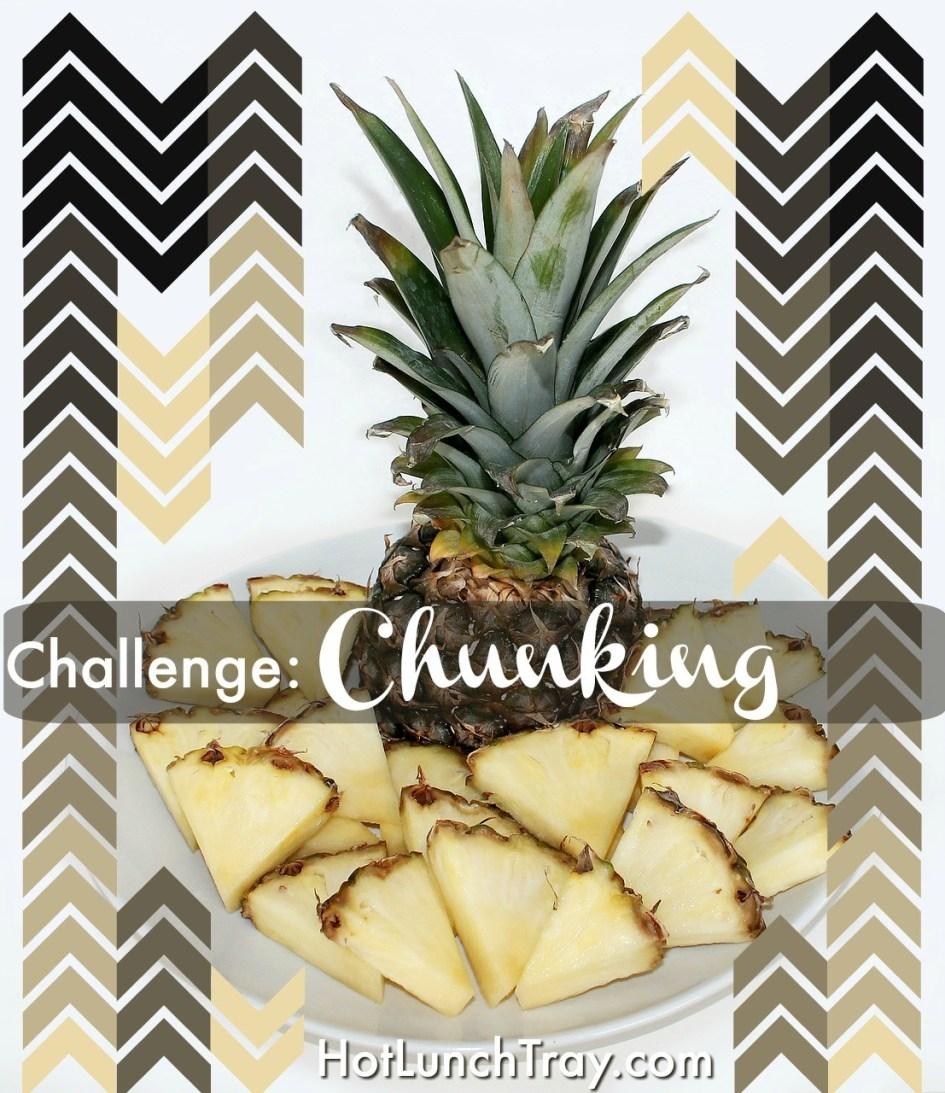 challenge: chunking