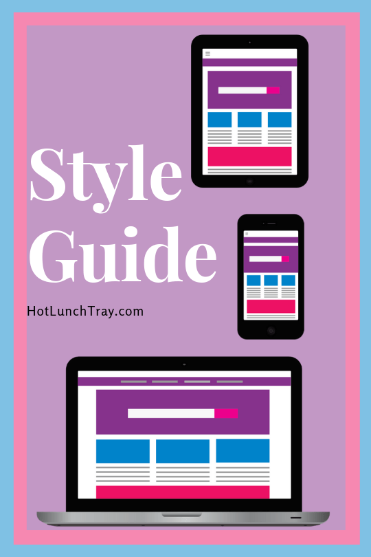 Style Guide PIN