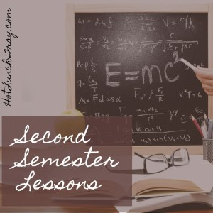 second semester lessons SQ