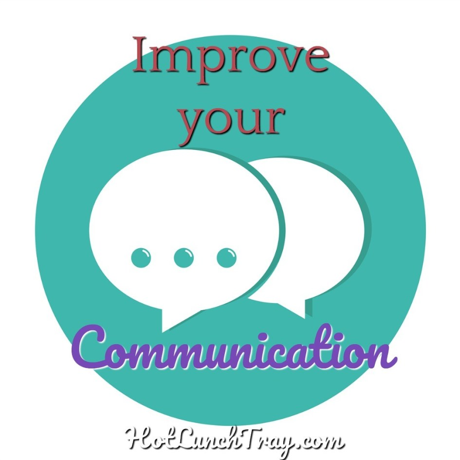 Improve your Communication