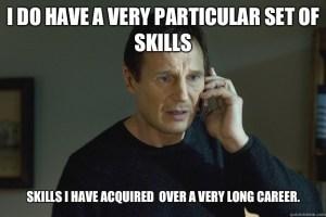Teacher Skills MEME