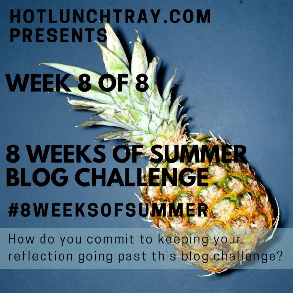 8of8weeksofsummer Blog Challenge INSTA