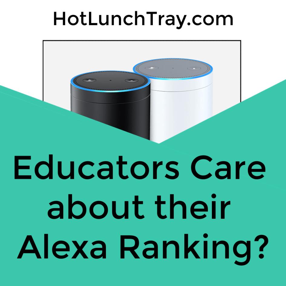 Educators Alexa Ranking