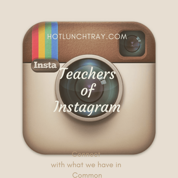 Teachers of Instagram
