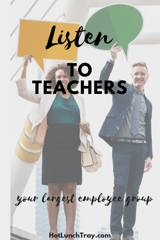 Listen to Teachers PIN