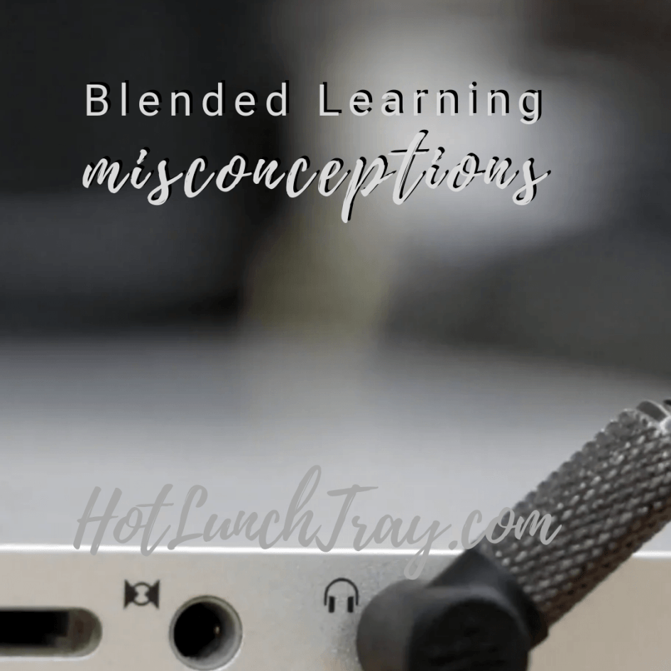 Blended Learning misconceptions INSTA