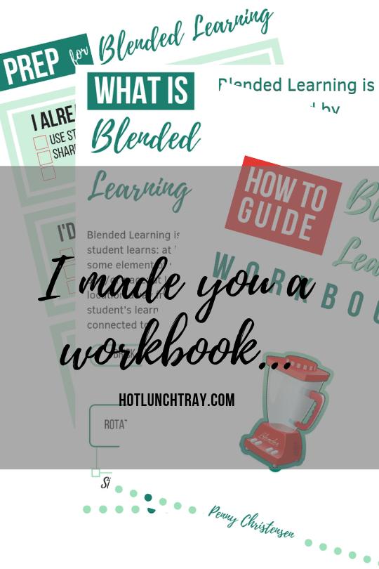 I made you a workbook...