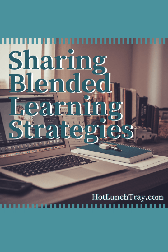 Sharing Blended Learning Strategies PIN
