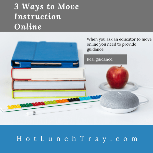 3 Ways to Move Instruction Online INSTA