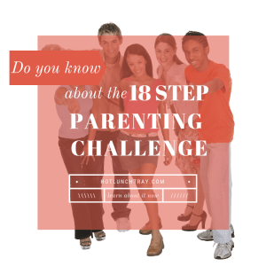 8 Step Parenting Challenge
