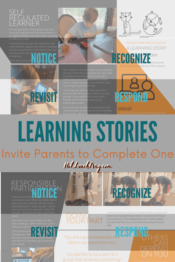 Learning Stories PIN 1