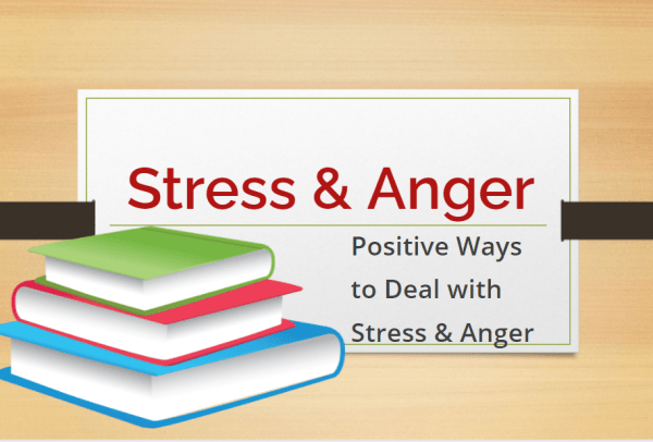Help Young Students Deal with Stress and Anger