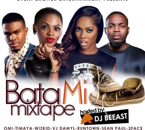 DJ Beeast – Bata Mi Mixtape