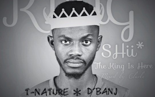 T-Nature x Dbanj – Kingshii (The King Is Here cover)