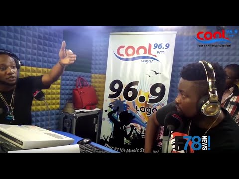VIDEO: Skiibii & Kcee clears the air on Cool Fm, Vector breaks freestyle record & More
