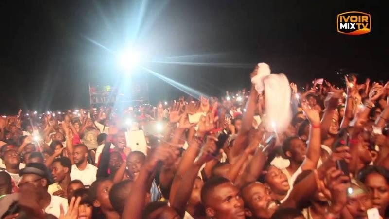 VIDEO: Wizkid Live in Abidjan