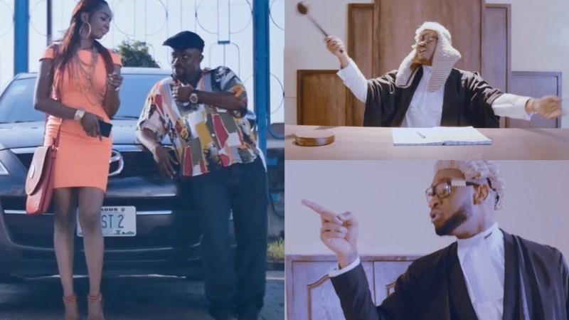 VIDEO: D'Prince – Oga Titus ft Don Jazzy