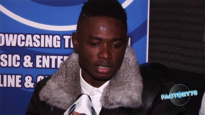 VIDEO: Lil Kesh Interview & Freestyle on Factory78