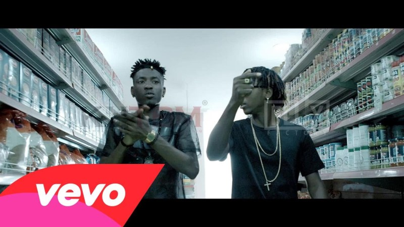 VIDEO: LK Kuddy ft. Yung6ix – With You