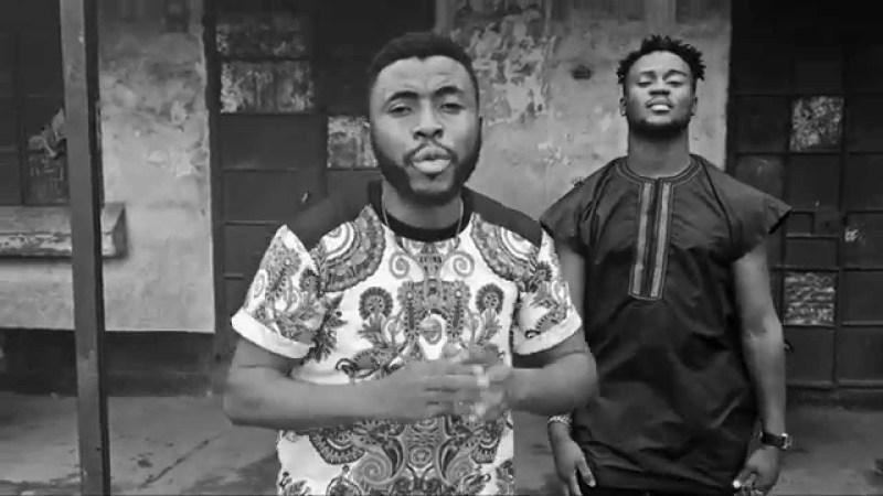 VIDEO: Samklef Ft. Ichaba – Nigeria Go Survive