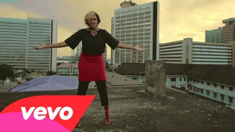 VIDEO: Waje – Left For Good ft. Patoranking