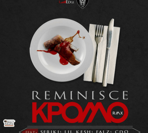 Reminisce ft. Seriki, Lil Kesh, Falz & CDQ – kpomo (Remix)