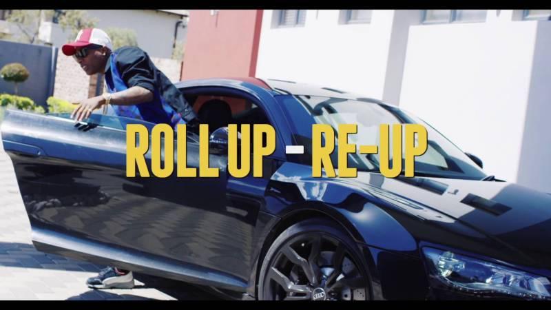 VIDEO: Emtee ft Wizkid x AKA – Roll Up (Re-Up)