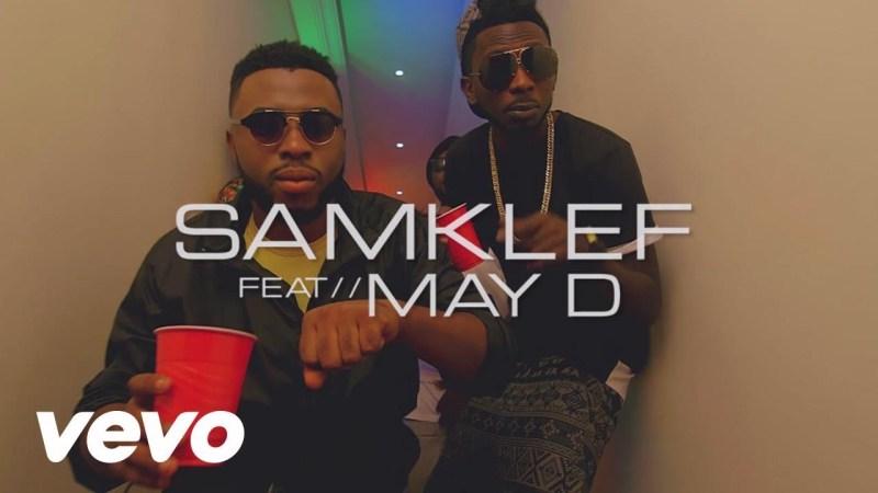 VIDEO: Samklef – Birthday Girl ft May D