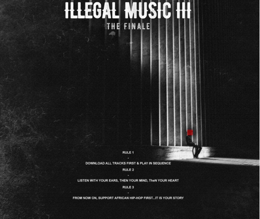 M.I Abaga – iLLegal Music 3 (The Finale)
