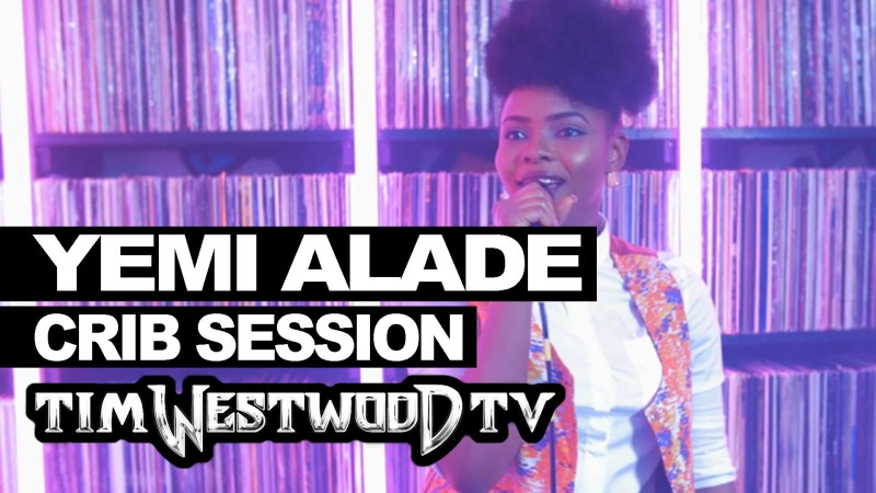 VIDEO: Yemi Alade Interview & Freestyle on Tim Westwood