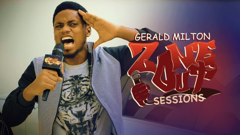 Gerald Milton | ZoneOut Sessions [S02 EP19]