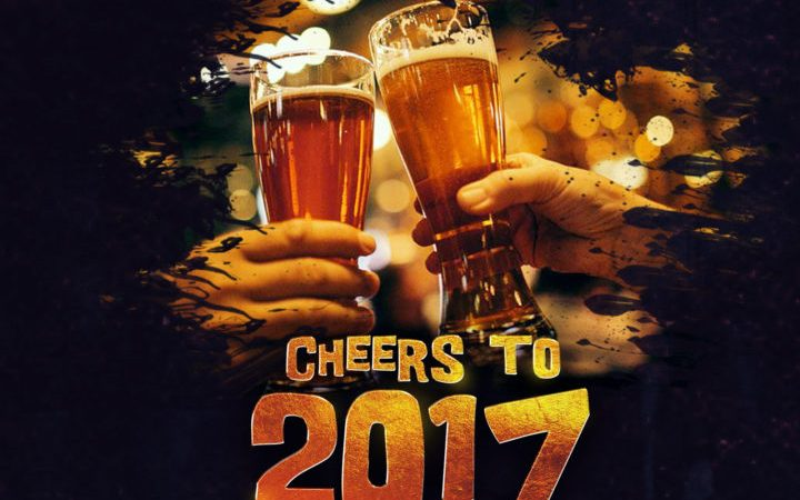 DOWNLOAD: DJ Kaywise – Cheers To 2017 (Turn Up Mix)