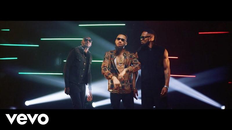VIDEO: Phyno ft. 2Baba, Flavour – Okpeke