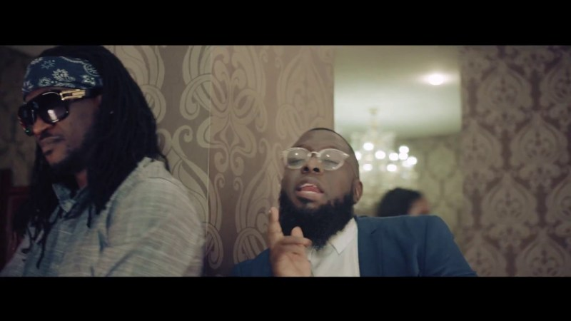VIDEO: Timaya – Dance ft. Rudeboy (P-Square)