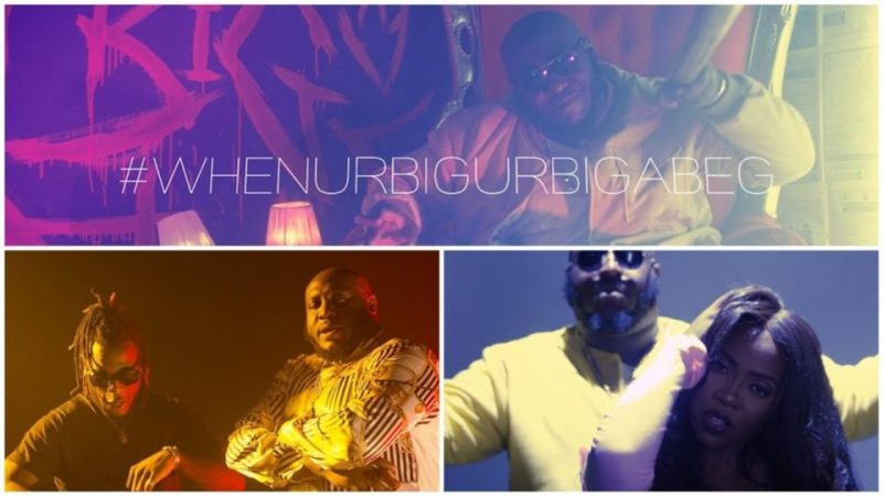 VIDEO: DJ Big N ft. Tiwa Savage & Burna Boy – Anything