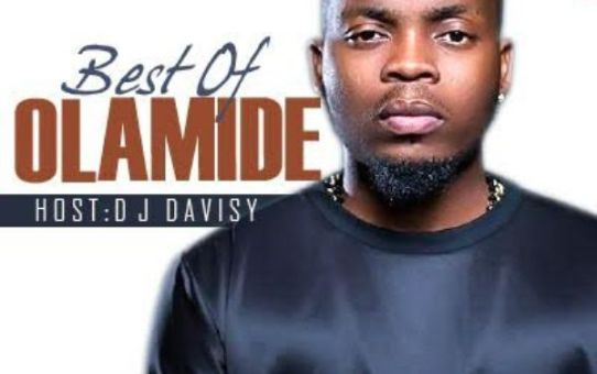 Best of Olamide Mix 2017
