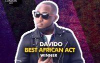 DAVIDO MTV