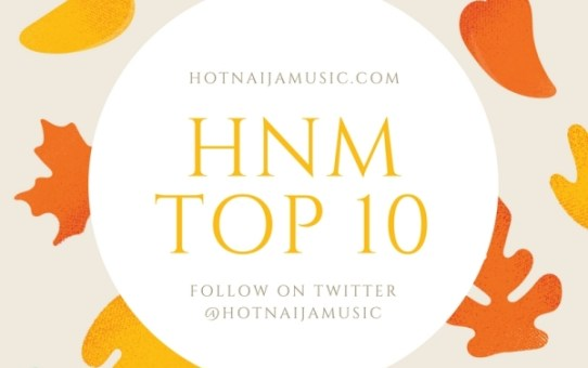 Top 10 Nigerian Hit Songs November 2017