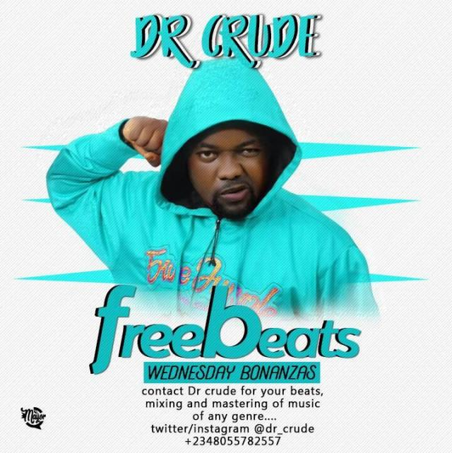 Free Beat Shake Am Off by Dr Crude