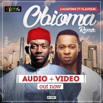 J Martins – Obioma (Remix) ft Flavour