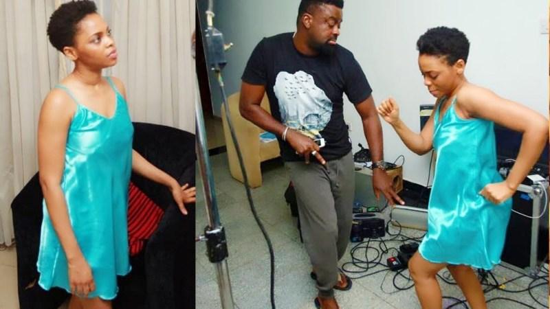 VIDEO: Chidinma Dancing Shaku Shaku