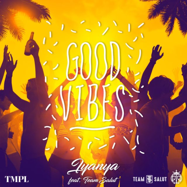 VIDEO: Iyanya - Good Vibes ft Team Salut